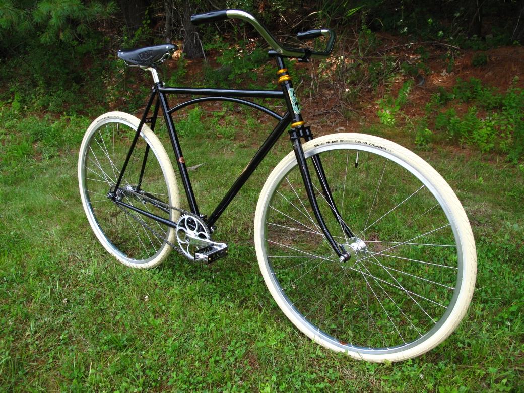 Truss bike
